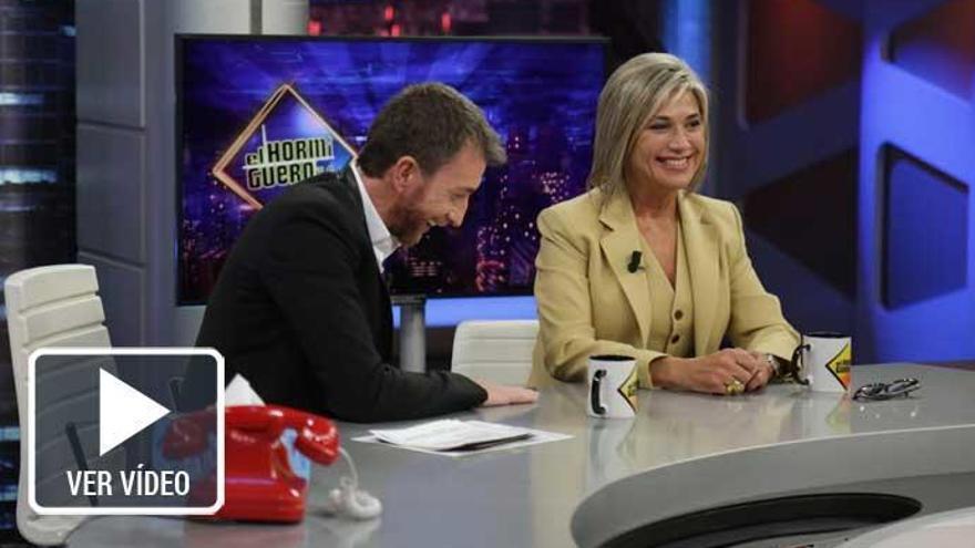 'El Hormiguero': Julia Otero desvela a qué se dedicaba Antonio Orozco en el pasado