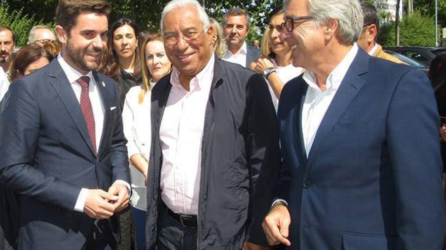 Portugal presenta en Europa la conexión de Braganza con Rihonor