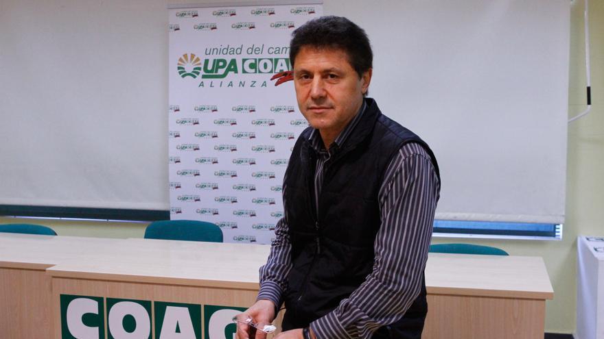 """Miguel Blanco, secretario general de COAG: """"No puede dar lecciones al ganadero gente que vive en la ciudad cómodamente"""""""