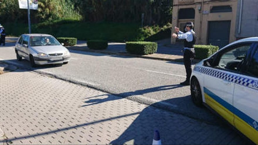 La Policia Municipal de Girona farà uns 90 controls aquest cap de setmana