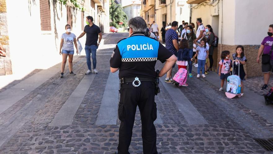 La vacunación a los policías de Zamora arranca finalmente este martes