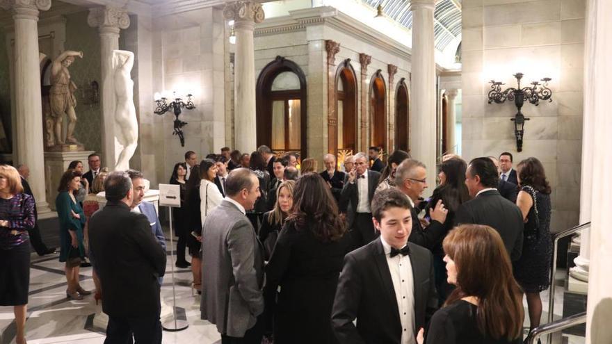 La Fundación Trinitario Casanova recauda más de 20.000 euros en su cena benéfica
