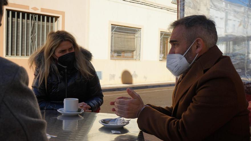 Barrachina dejará la presidencia del PP en Castellón y una mujer tomará el relevo