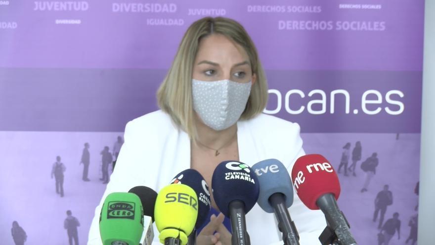 La consejera Noemí Santana denuncia deficiencias en Porto Bello ante la Policía Canaria y la Fiscalía