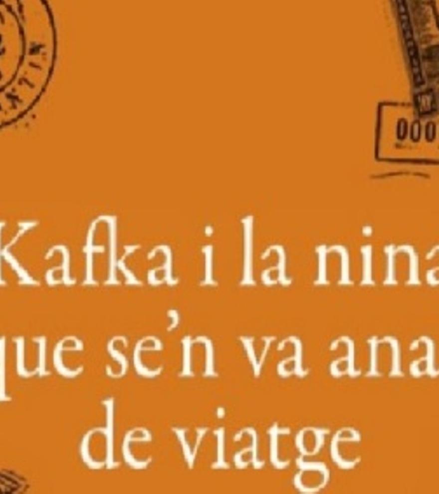 Kafka i la nina que se'n va anar de viatge, de Jordi Sierra i Fabra