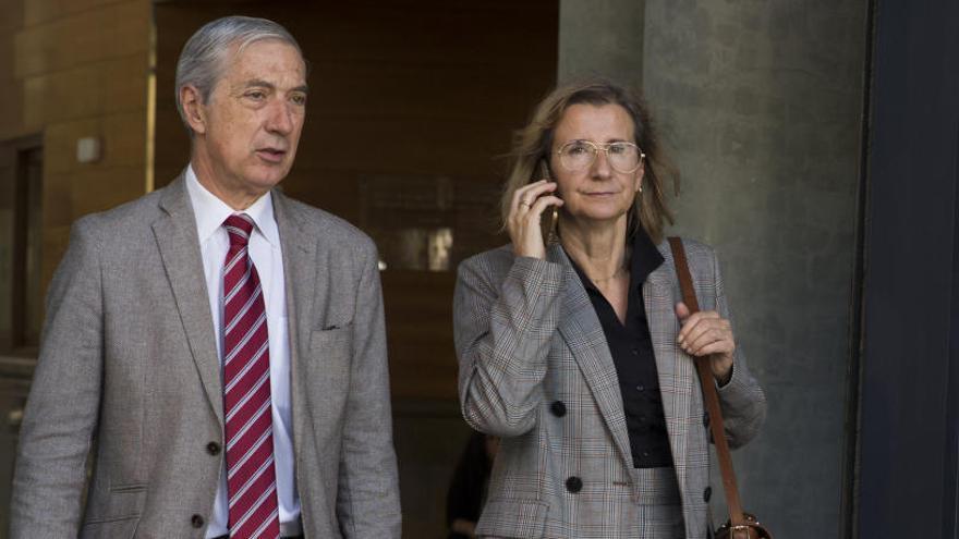 Un colectivo de secretarios judiciales acusa a la Fiscalía de «distorsionar» el caso Sala