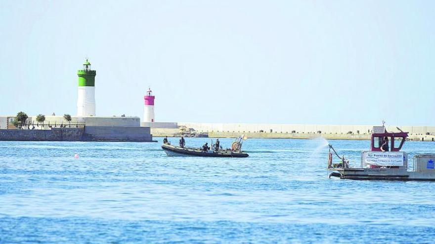 Cartagena proyectará un arrecife reciclado