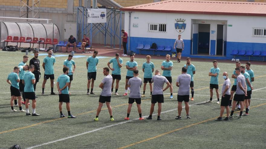 El Córdoba CF quiere prolongar en Tamaraceite su senda triunfal