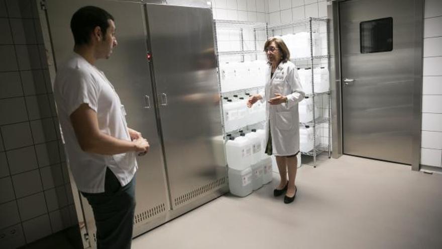 El HUCA tendrá una sala de autopsias de alto riesgo a finales de año