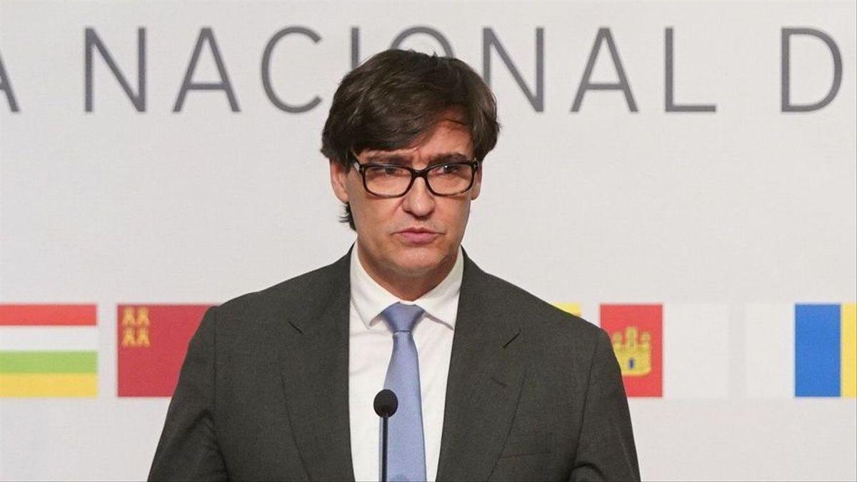 Illa dejará de ser ministro de Sanidad mañana para centrarse en las elecciones catalanas