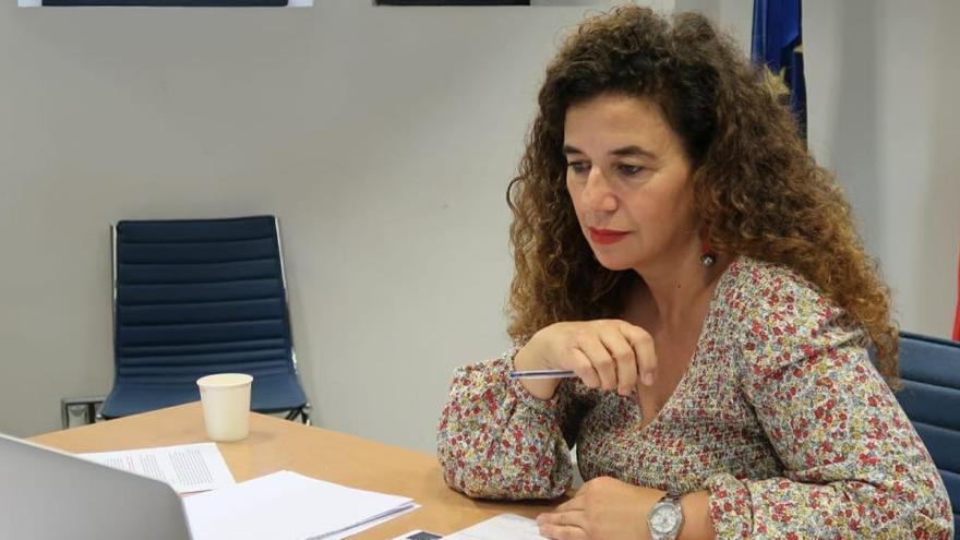 Pilar Costa aborda con el sector el plan de reactivación de la industria cultural