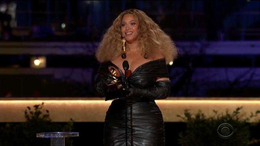 Beyoncé se convierte en la artista con más premios Grammy de la historia