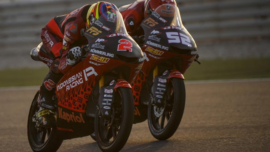El hispanoargentino Gabri Rodrigo logra su primera pole de la temporada en Moto3