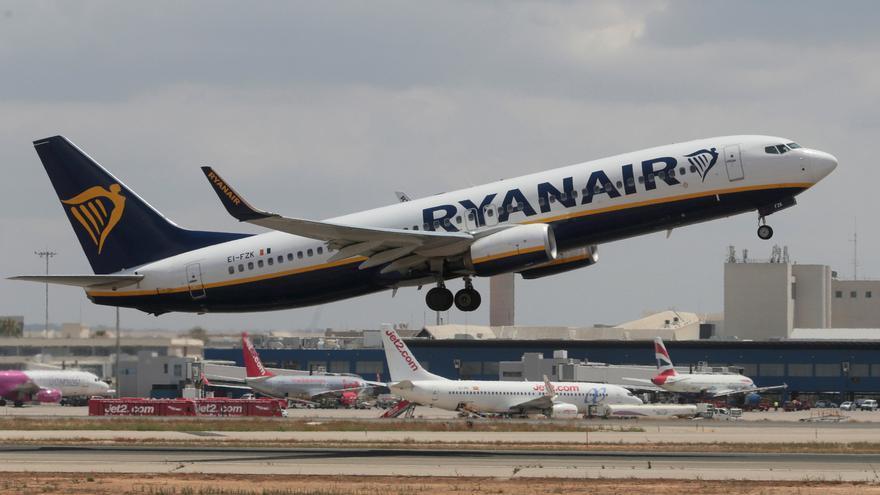 Ryanair anuncia nuevas conexiones de vuelos con Ibiza