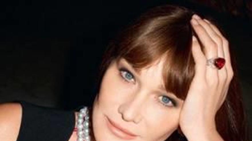 Carla Bruni: «Irse del Elíseo fue un gran alivio»
