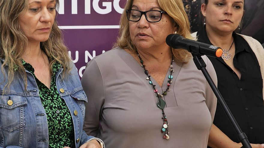 Espadas en alto en la carrera por el control de Podemos en Canarias