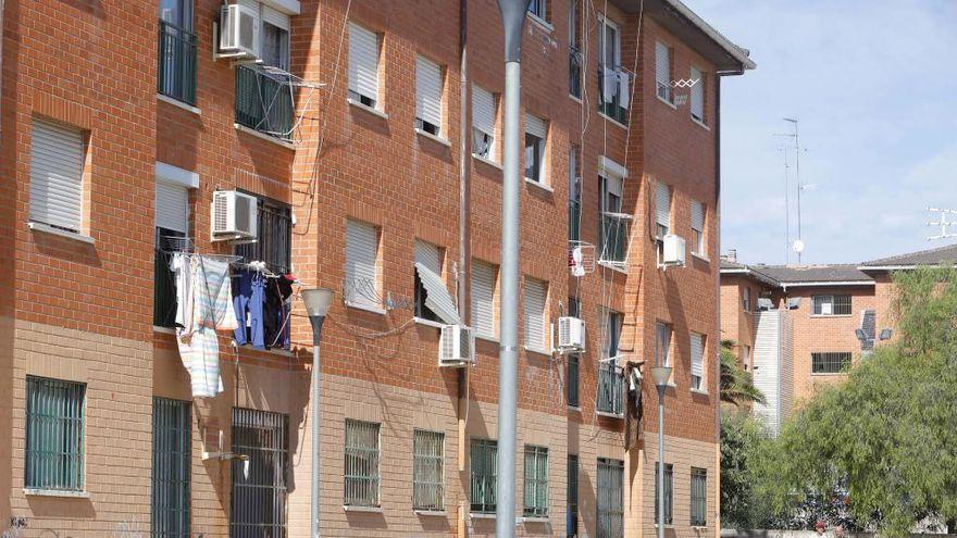 El Consell tiene el 30% de pisos sociales en l'Horta desocupados por su mal estado
