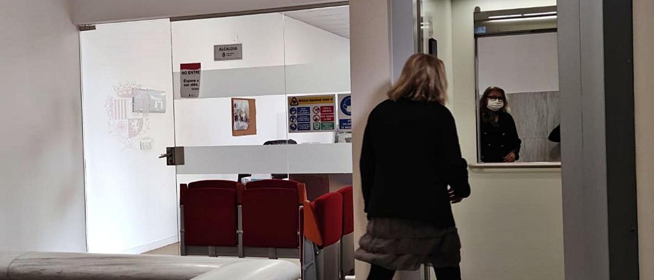 El Ayuntamiento de Silla mejoró en 2019 su accesibilidad con la inclusión de un ascensor. | A. S.