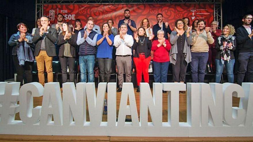 La agrupación socialista de Inca cumple 85 años