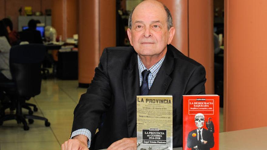Tristán Pimienta releva a Siemens al frente del Consejo Social de la ULPGC