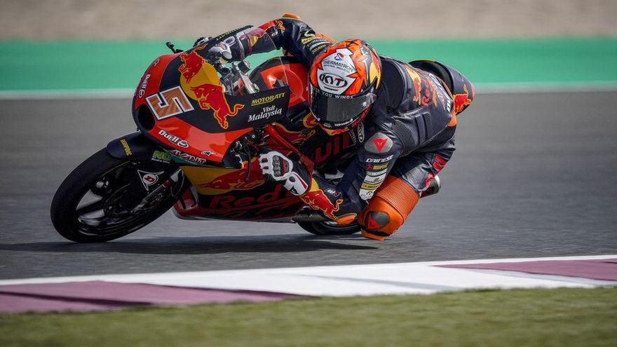 Masia inaugura el Mundial de Moto3 con una gran victoria