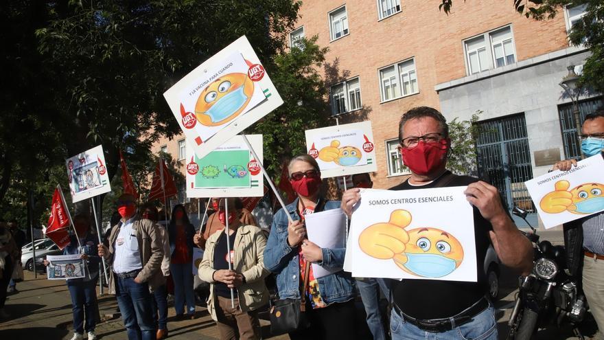 UGT Córdoba vuelve a exigir la vacunación contra el covid de los trabajadores de Igualdad