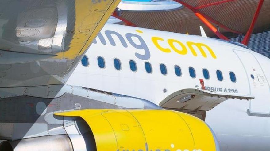 Vueling promocionará Tenerife en sus destinos europeos con un avión serigrafiado