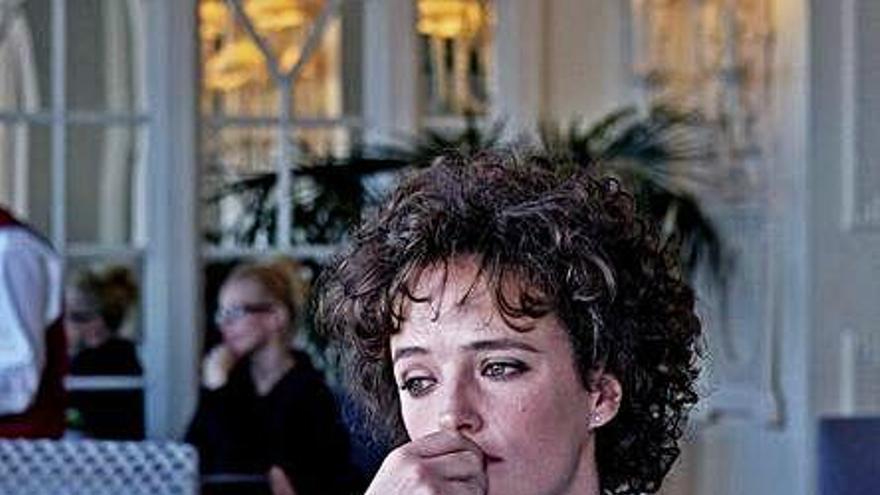 """Susana Abaitua: """" 'Patria' no es una historia de buenos y malos"""""""