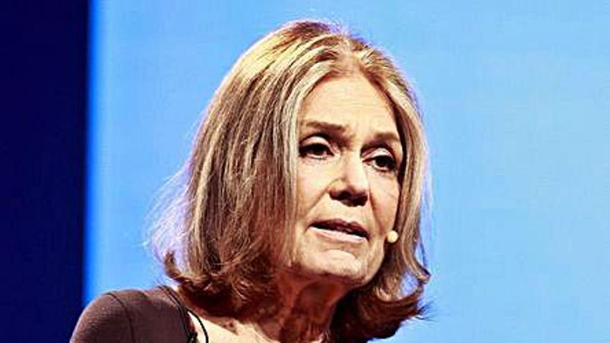 """Gloria Steinem, referente del feminismo, premio """"Princesa de Asturias"""" de Comunicación"""