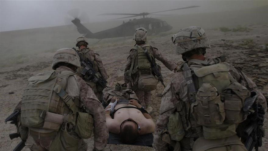 EEUU: invasión, retiradas y operaciones fallidas