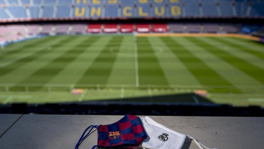 Barça-Madrid: el Clásico del silencio