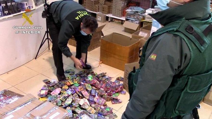 Intervenidos 30.000 juguetes falsificados en Murcia