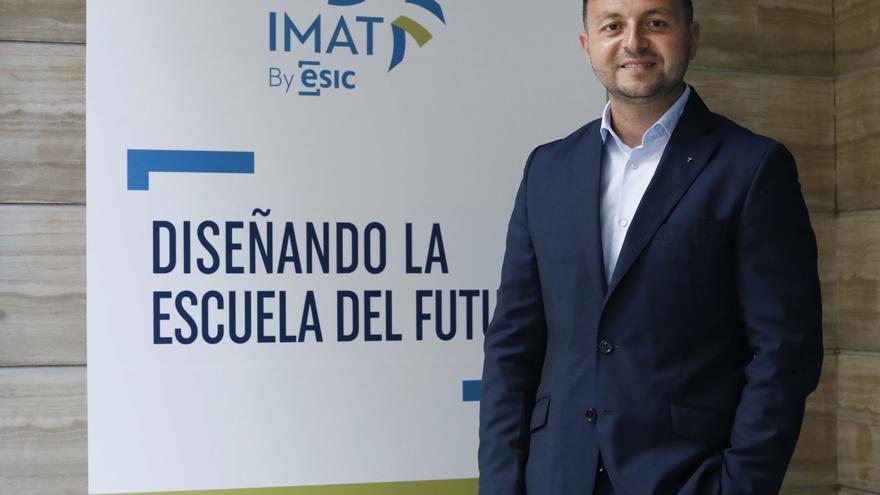 Eduardo Gómez: 'El déficit de la educación es hacer de la tecnología el fin y no el medio para formar'