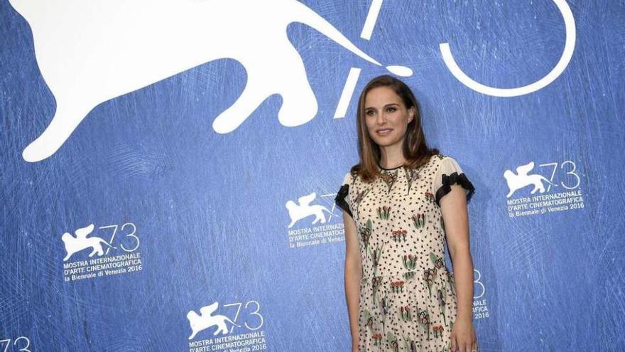 Portman apunta al Óscar desde Venecia