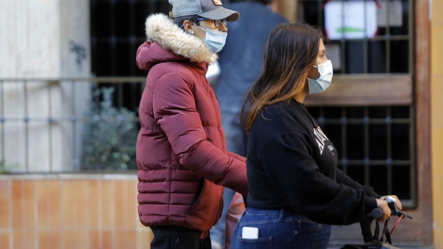 Frío en Valencia: Dónde han bajado más las temperaturas