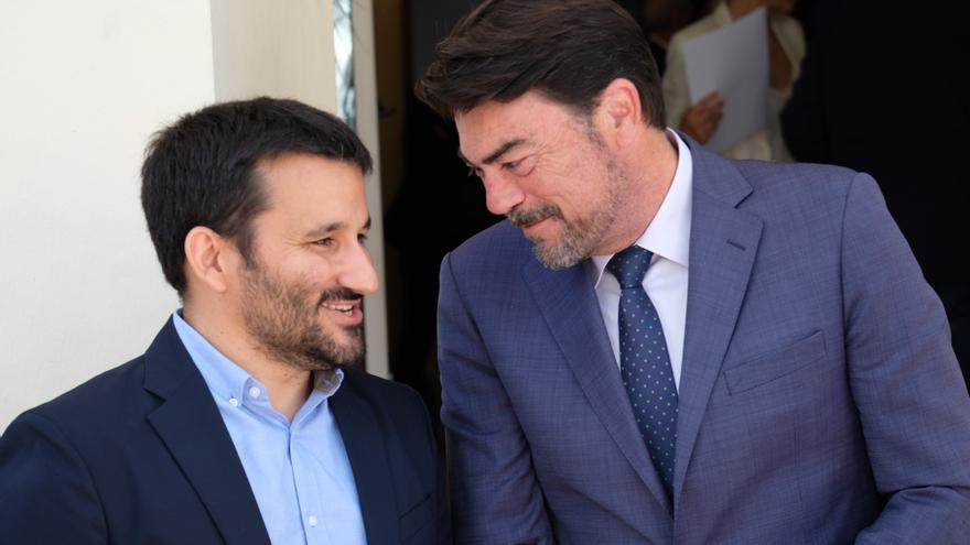 Barcala se plantea también comprar al Sabadell su parte del Principal de Alicante