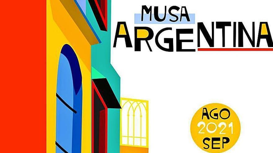 La octava edición  del Musa lleva a los tinerfeños de viaje cultural a Argentina