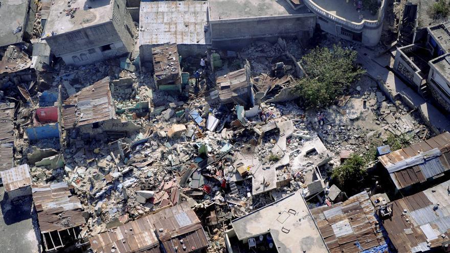 Qué fue de Haití