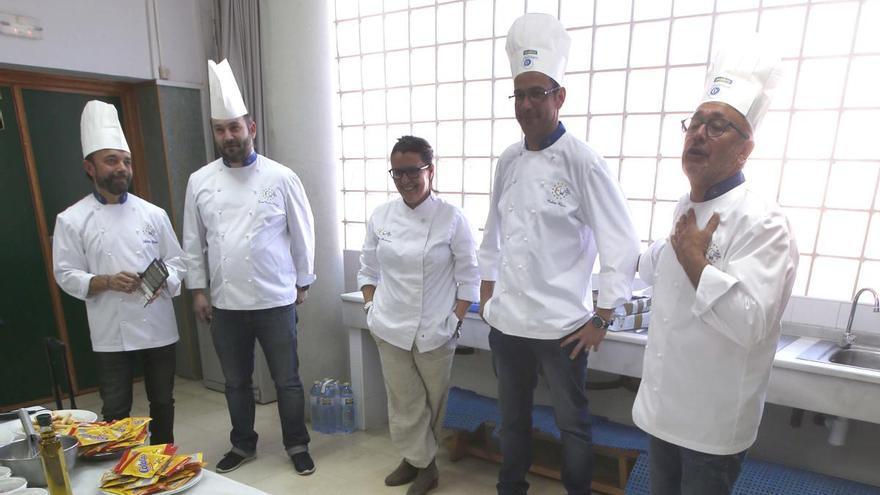 Premio Nacional de Gastronomía para la solidaridad de los cocineros