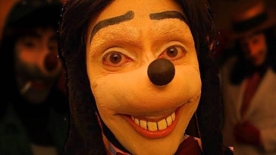 """El creador del """"Goofy humano"""" se desliga de los acosos a menores de Jonathan Galindo"""