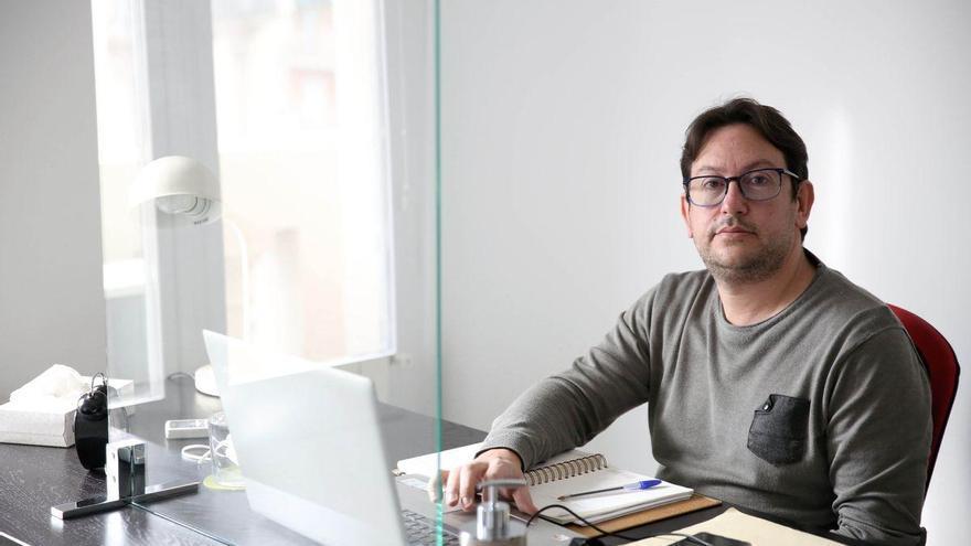 """Oriol Ginés: """"Queremos evitar 20 años de maltrato"""""""