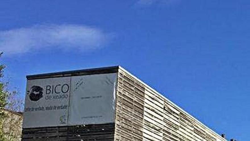 Concello de Miño y Portos ultiman los trámites para ampliar el edificio del club Náutico