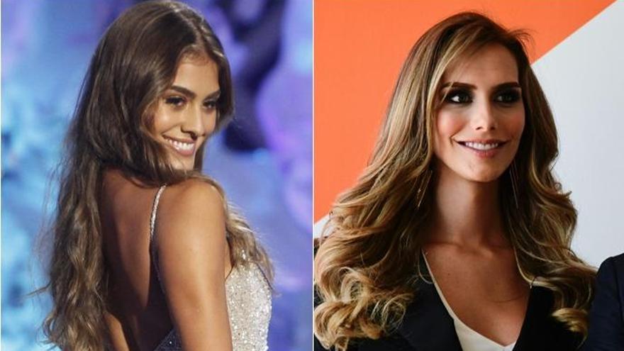 Miss Colombia critica a la candidata española a Miss Universo por ser transexual