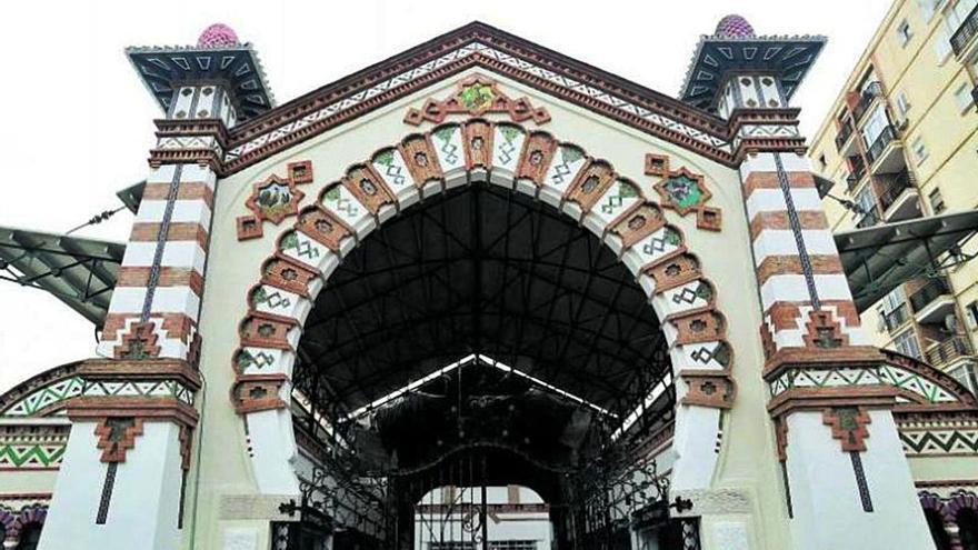 Las obras del mercado  de Salamanca concluyen el próximo 26 de octubre