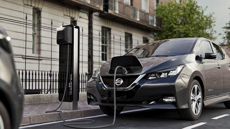 L'electrificació  trastoca la inversió  en places de garatge