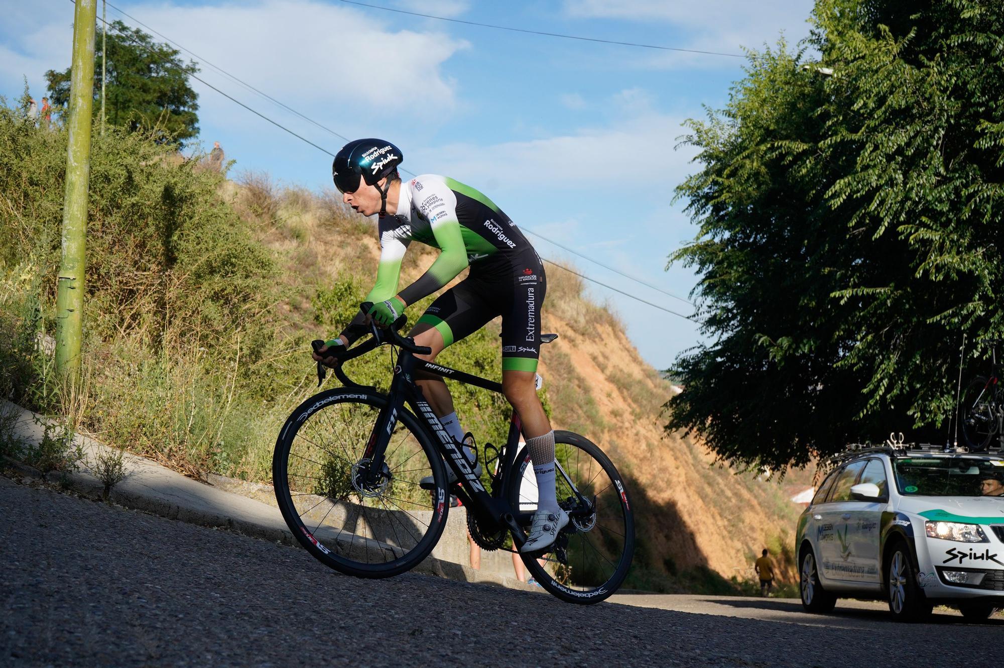 Vuelta Ciclista a Zammora - Primera etapa