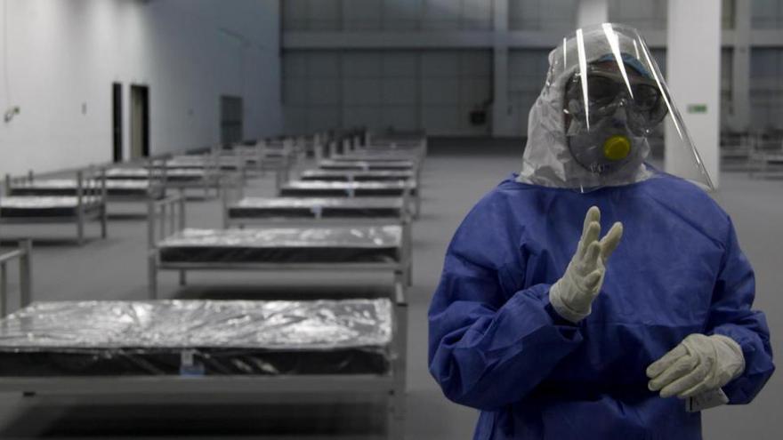 La Policía clausura un centro que ofrecía vacunas falsas contra la covid-19