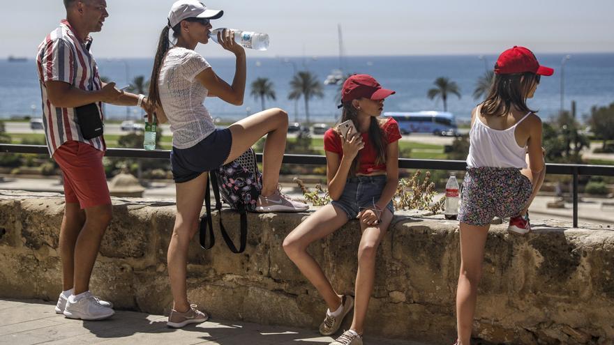So beugen Sie einem Hitzschlag auf Mallorca vor