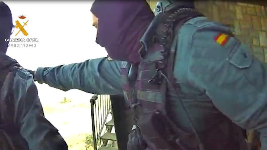 Vídeo   Un grupo criminal distribuía speed a gran escala en Castellón