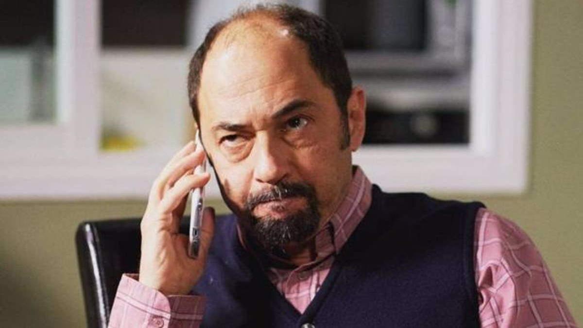 Jordi Sánchez, como Antonio Recio en 'La que se avecina'.